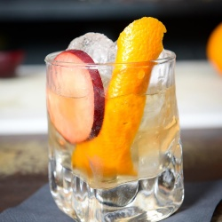 plum old fashioned