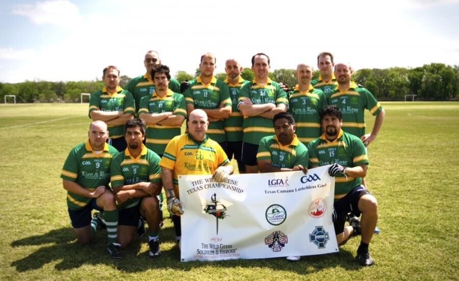 The Wild Geese®  Texas Championship: San Antonio Gaelic Athletic Club