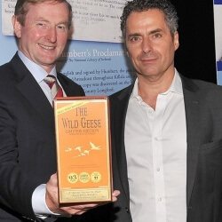 Taoiseach Shares Irish Identity with The Wild Geese®