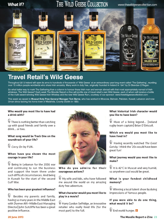 The-Moodie-Report-Issue-83-The-Wild-Geese-Irish-Whiskey-20th-June-2013